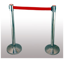 Stanchions / Crowd Manager