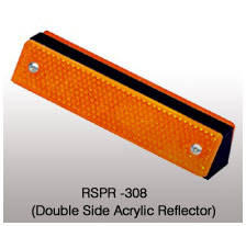 Guard Rail Reflectors